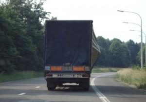 bulge hgv lorry
