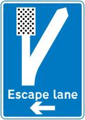 escape lane